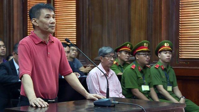 Ông Michael Phương Minh Nguyễn sẽ bị trục xuất khỏi Việt Nam sau khi mãn hạn 12 năm tù.