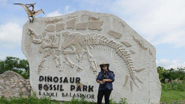 બાલાસિનોરનો ડાયનોસોર પાર્ક