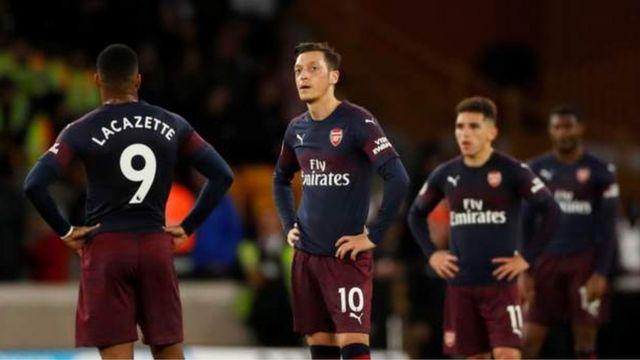 aworan Agbabọọlu Arsenal
