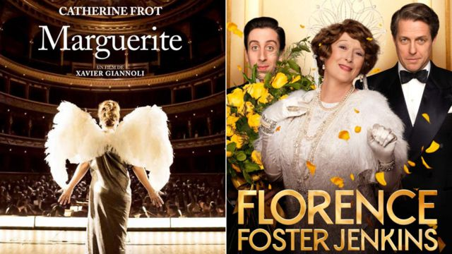 Marguerite and Florence Foster Jenkins