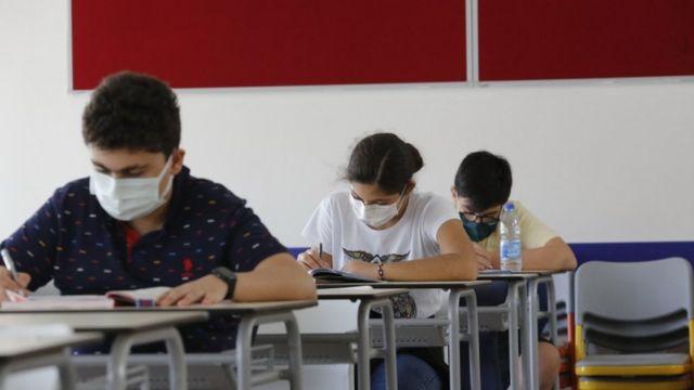 türkiye'de bir okul