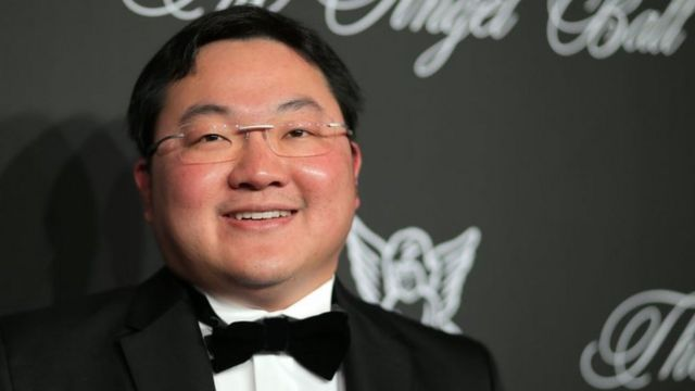 Capital Limited CEO Mr. Jho Low attends Angel Ball 2014