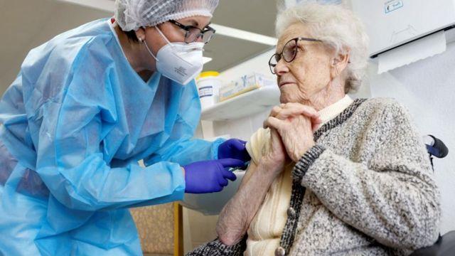 Вакцинация в германии