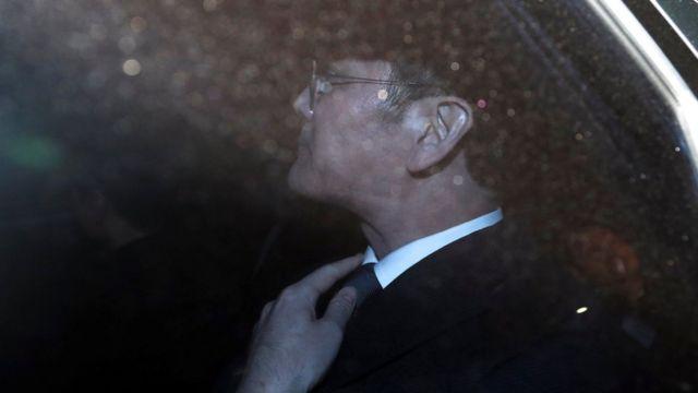 Lee Jae-yong Seul Merkez Bölge Mahkemesi kararıyla tutuklandı