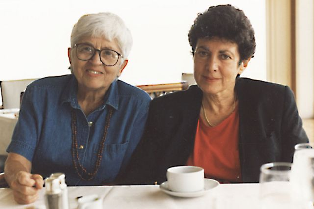 Phyllis y Lillian
