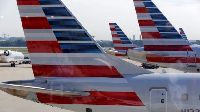 American Airlines pilot dies on Dallas-Albuquerque flight