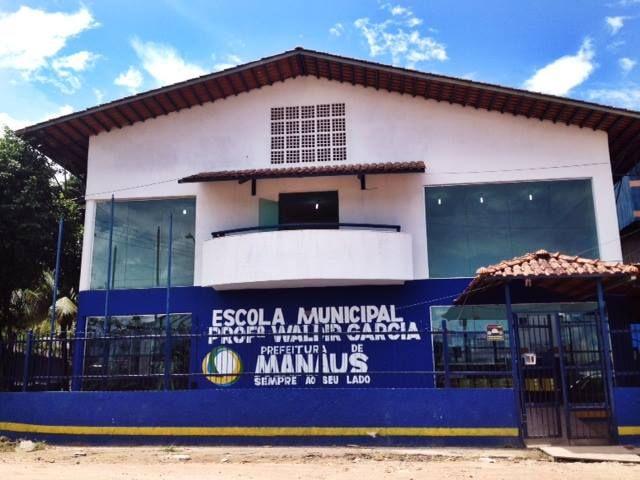 Escola Municipal Waldir Garcia
