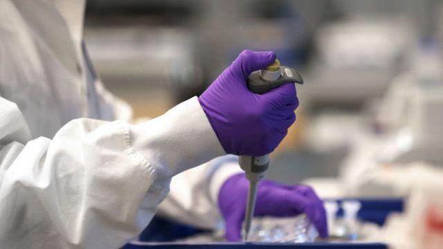 Vaccine researcher