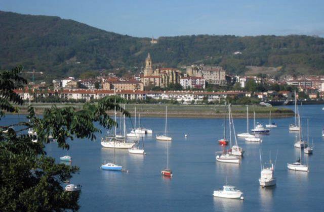 The Spanish waterfront