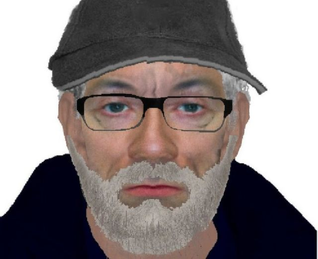 Police issue e-fit of missing Wigtown pensioner Gavin Tait