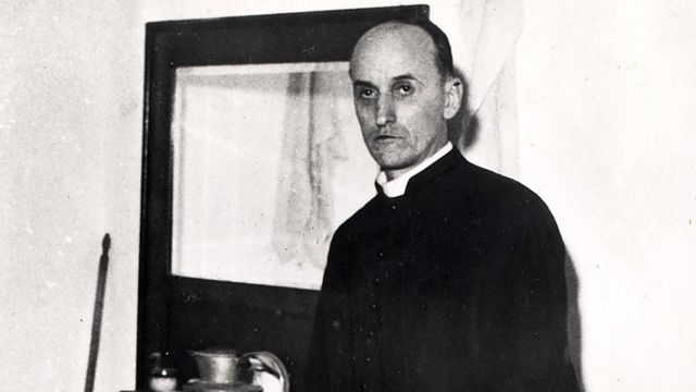 Hồng y Aloysius Stepinac.