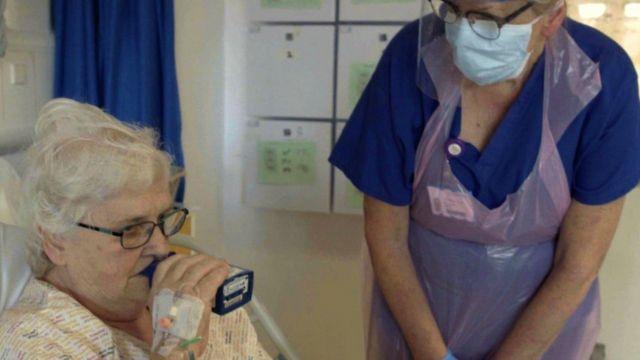 كاي فليتني واحدة من شاركوا في التجربة السريرية