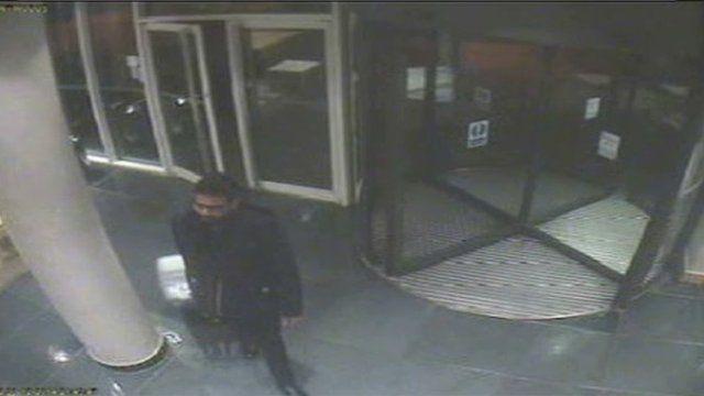 CCTV of Almahri