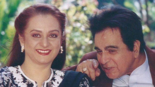 سائرہ بانو اور دلیپ کمار