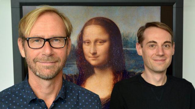 Gernot Horstmann y Sebastian Loth.