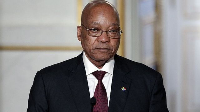 Le président sud-africain Jacob Zuma visé par une campagne de dénigrement