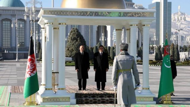 غني په ترکمنستان کې