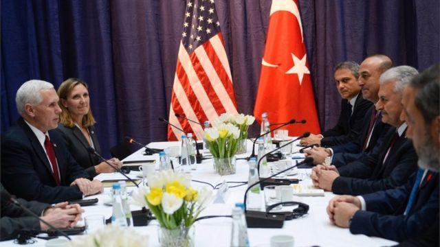 امریکہ ترکی