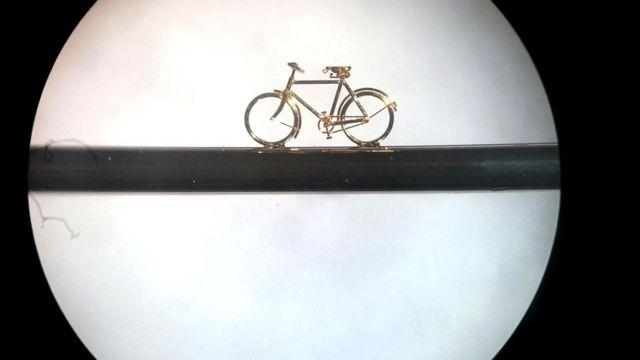 Не блохой единой... Велосипед на игле