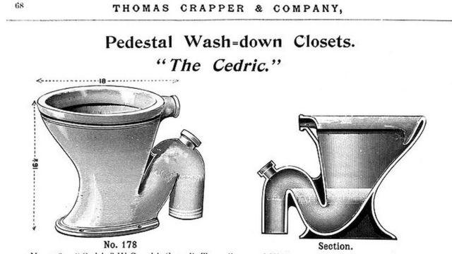 طراحی سیفون توالت فرنگی