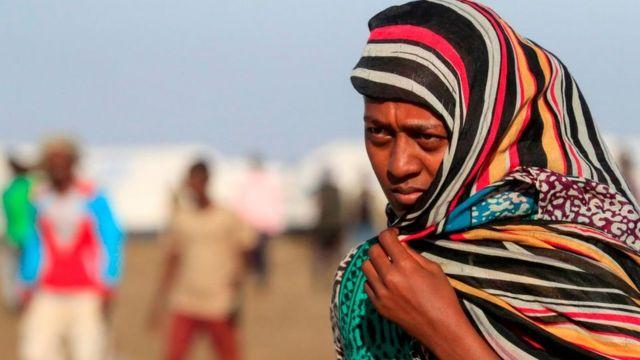 Qaxooti gaaraya 60,000 oo qof oo ka soo qaxay Tigrey ayaa ku jira xerooyiin ku yaalla Sudan