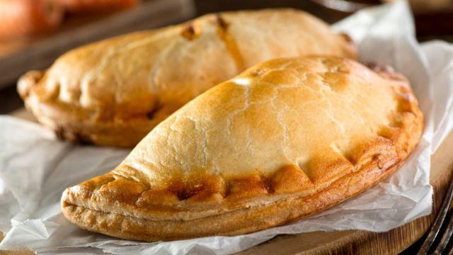 Пироги из Корнуолла