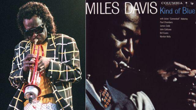 Miles Davis voted greatest jazz artist