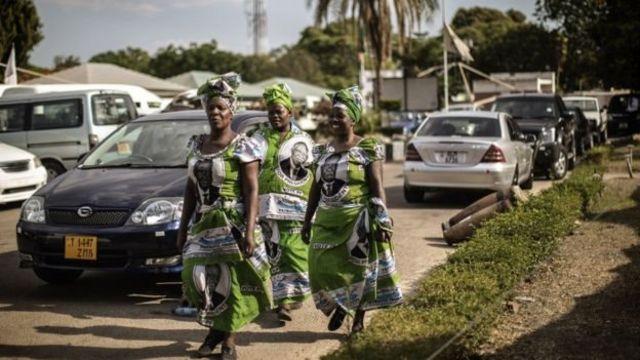 Wasu matan a Zambia ba sa son hutun jini al'adar da ake bayarwa