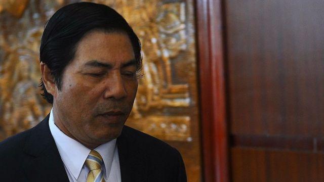 Ông Nguyễn Bá Thanh từng là Bí thư Thành ủy Đà Nẵng (2003-2013)
