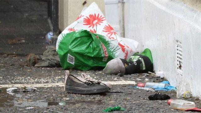 Cookstown hotel deaths: Witness recalls horror