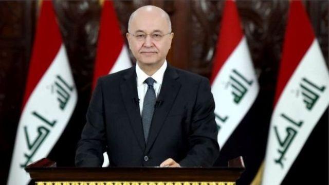 بنا بر گزارش ها، آقای صالح - که یک سیاستمدار کرد است - بغداد را به مقصد سلیمانیه، زادگاهش واقع در اقلیم کردستان عراق، ترک کرده است