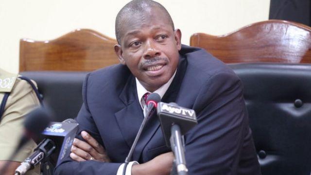 Charles Kitwanga