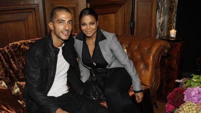 Janet Jackson et son mari Wissam Al Manar