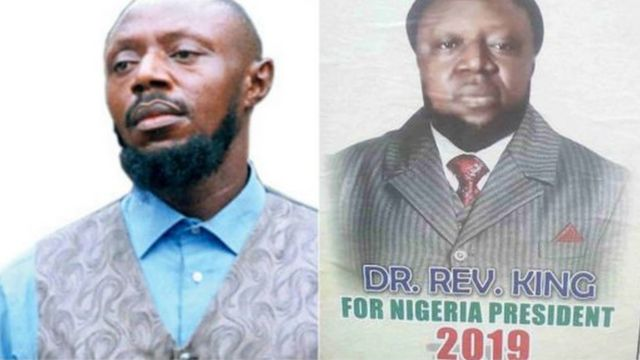 Dr Rev King