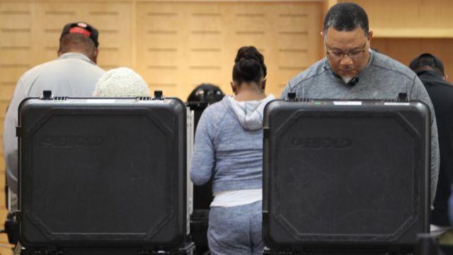 Electores de Georgia