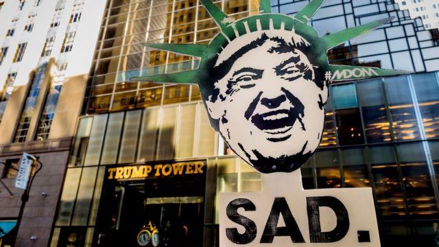 Инфляция радует Трампа, высокие ставки навевают грусть