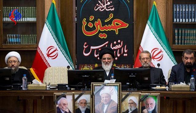 هاشمی شاهرودی سومین رئیس مجمع تشخیص مصلحت نطام است