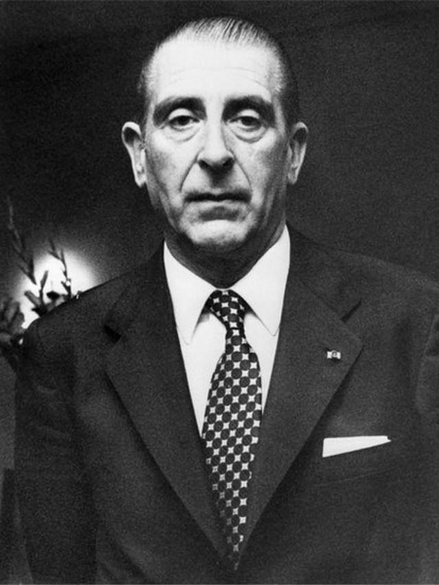 Eduardo Frei Montalva.