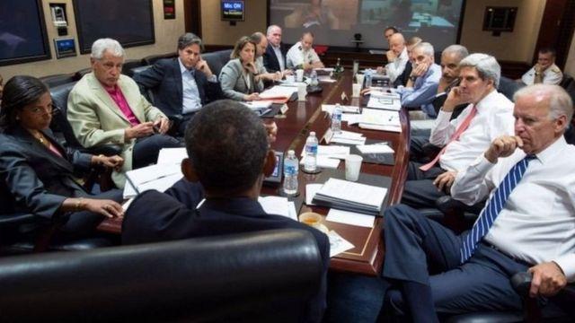 اختار بايدن الكثير من أعضاء إدارته ممن عملوا مع فريق الرئيس السابق باراك أوباما