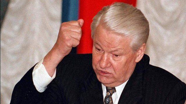 Дональда Трампа порівняли з Борисом Єльциним
