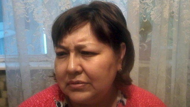 Мунаввар Ҳасанова