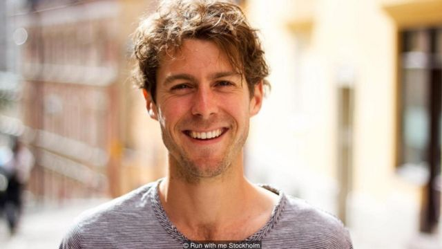 O australiano Dan Paech