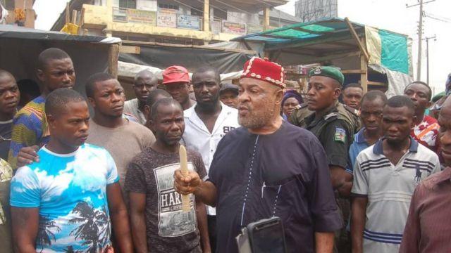 'Yan kabilar Igbo a Lagos