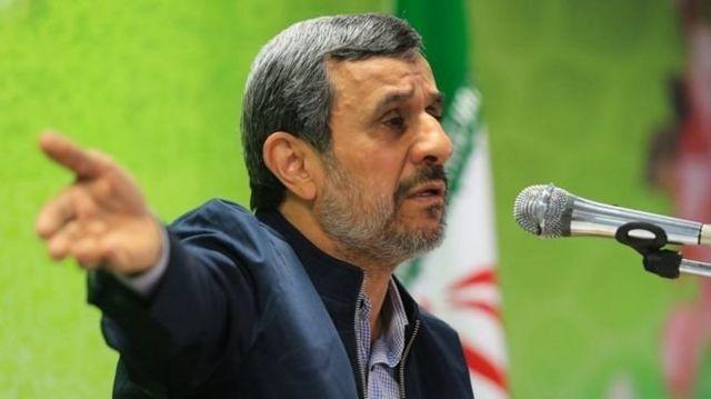 伊朗前总统艾哈迈迪-内贾德是该协议的主要批评者。