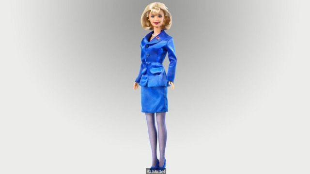Barbie presidenciável