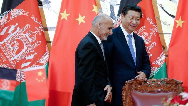 সাম্প্রতিককালে আফগানিস্তানের সঙ্গে ঘনিষ্ঠতা বাড়ানোর উদ্যোগ নিয়েছে চীন