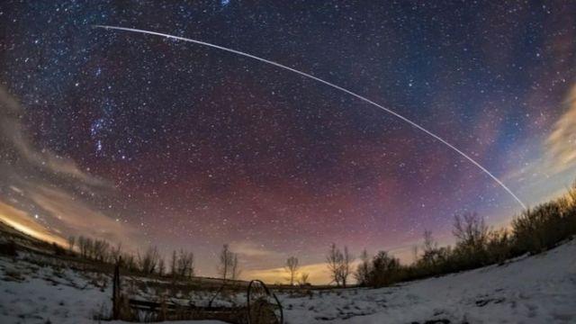 تعقب الأقمار الصناعية السريعة، مثل محطة الفضاء الدولية، يساعد في تحسين دقة أنظمة الملاحة الفلكية