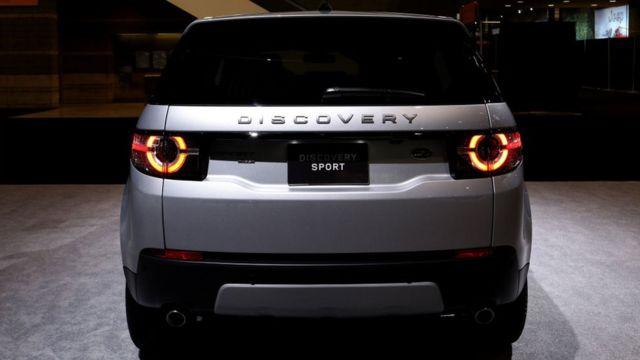 Jaguar Land Rover recalls 44,000 cars over emissions