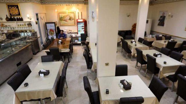 رستورانی در تهران