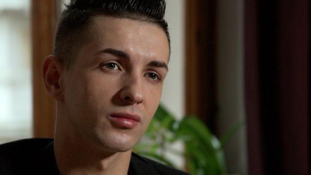 Яша Яблочник, 27, главный свидитель